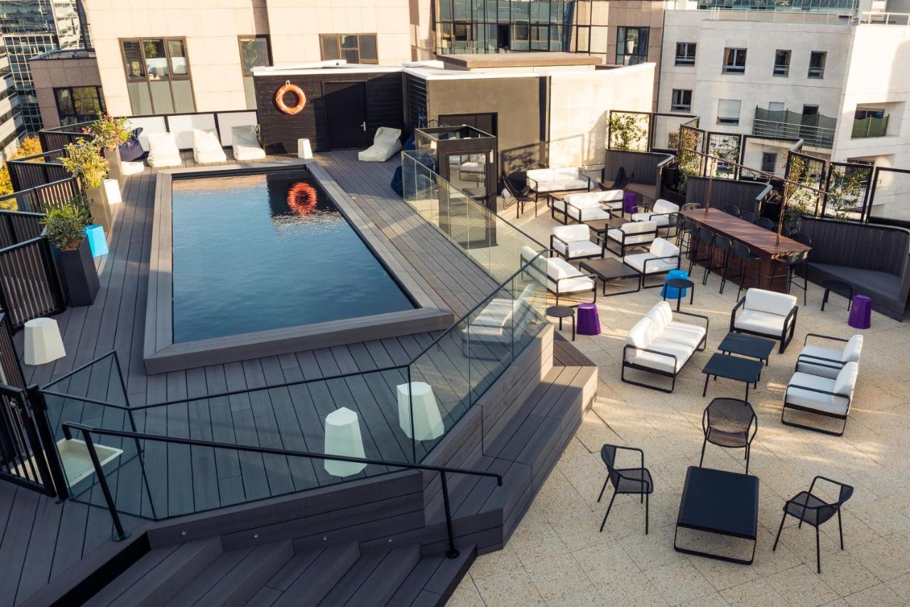 Hotel Mercure Paris Boulogne Boulogne Billancourt France