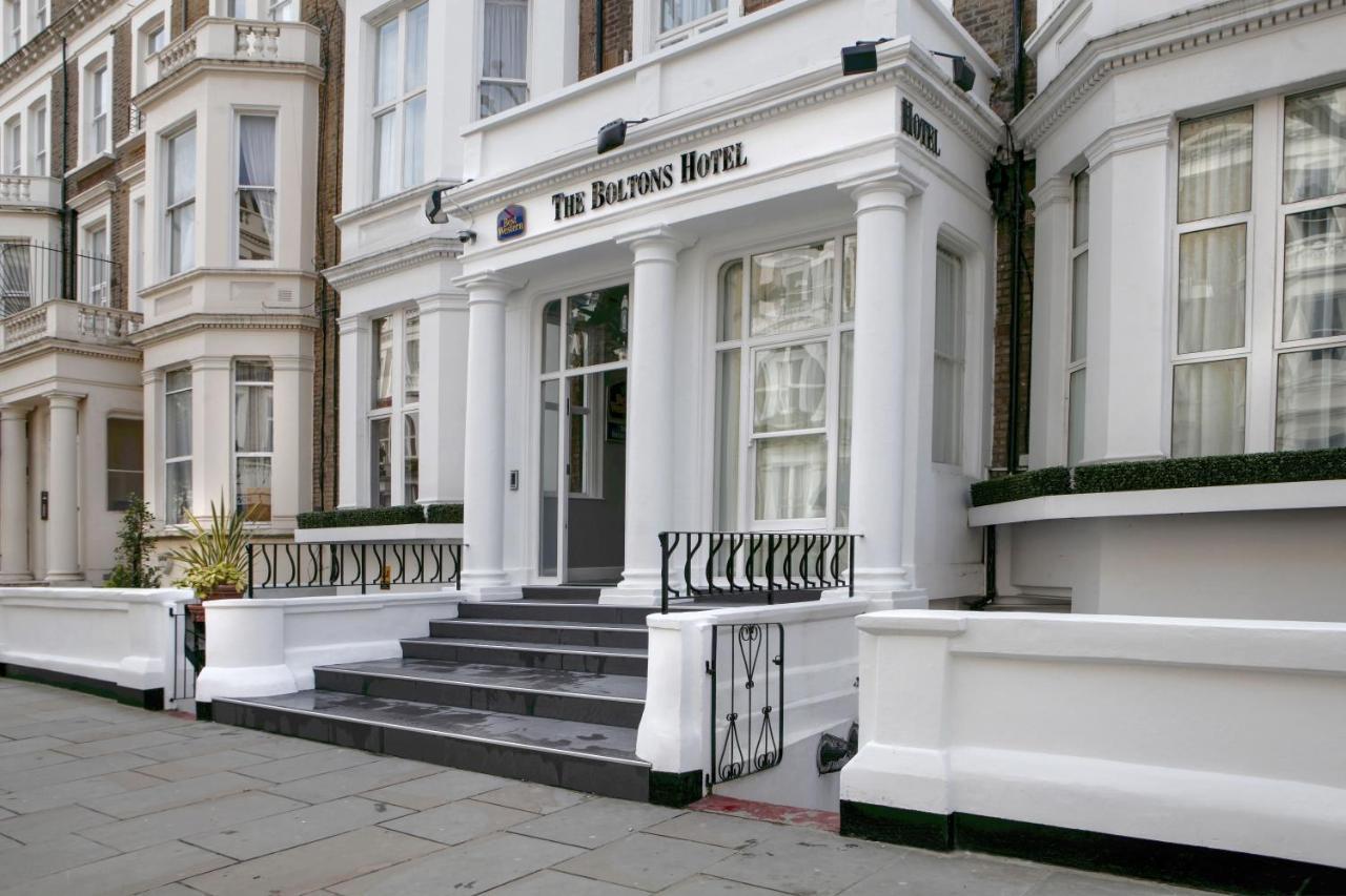 Отель  Best Western The Boltons Hotel London Kensington