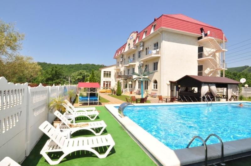 Отель  Elita Hotel