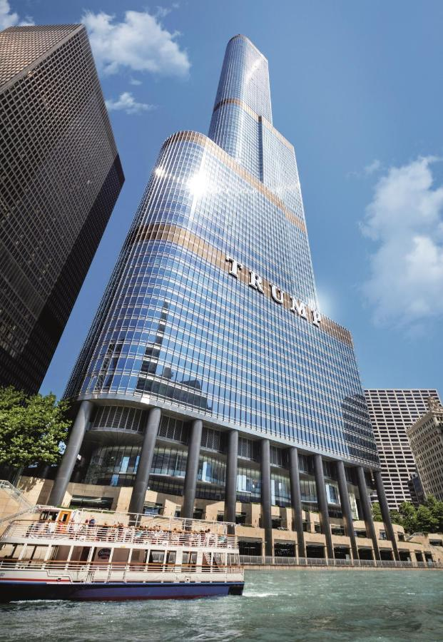 trump tower chicago map Trump Hotel Chicago Il Booking Com