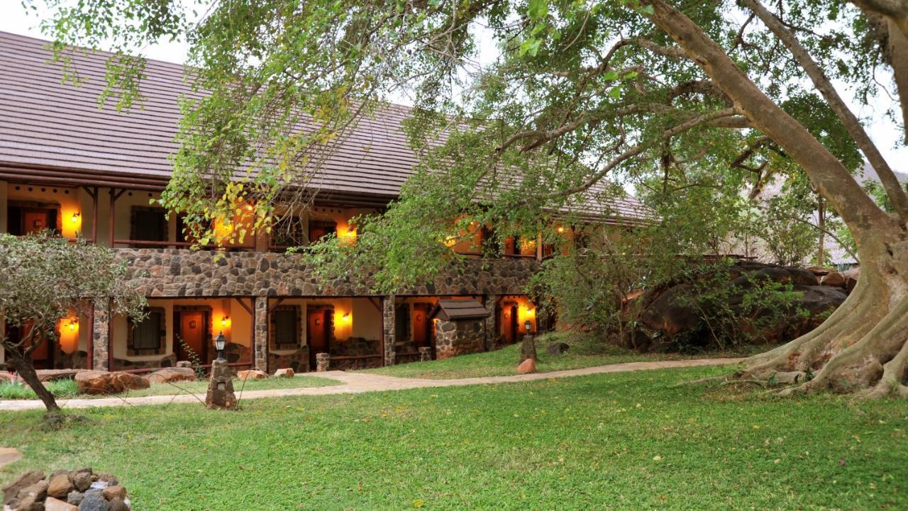 Kilaguni Serena Safari Lodge, Tsavo, Kenya - Booking.com