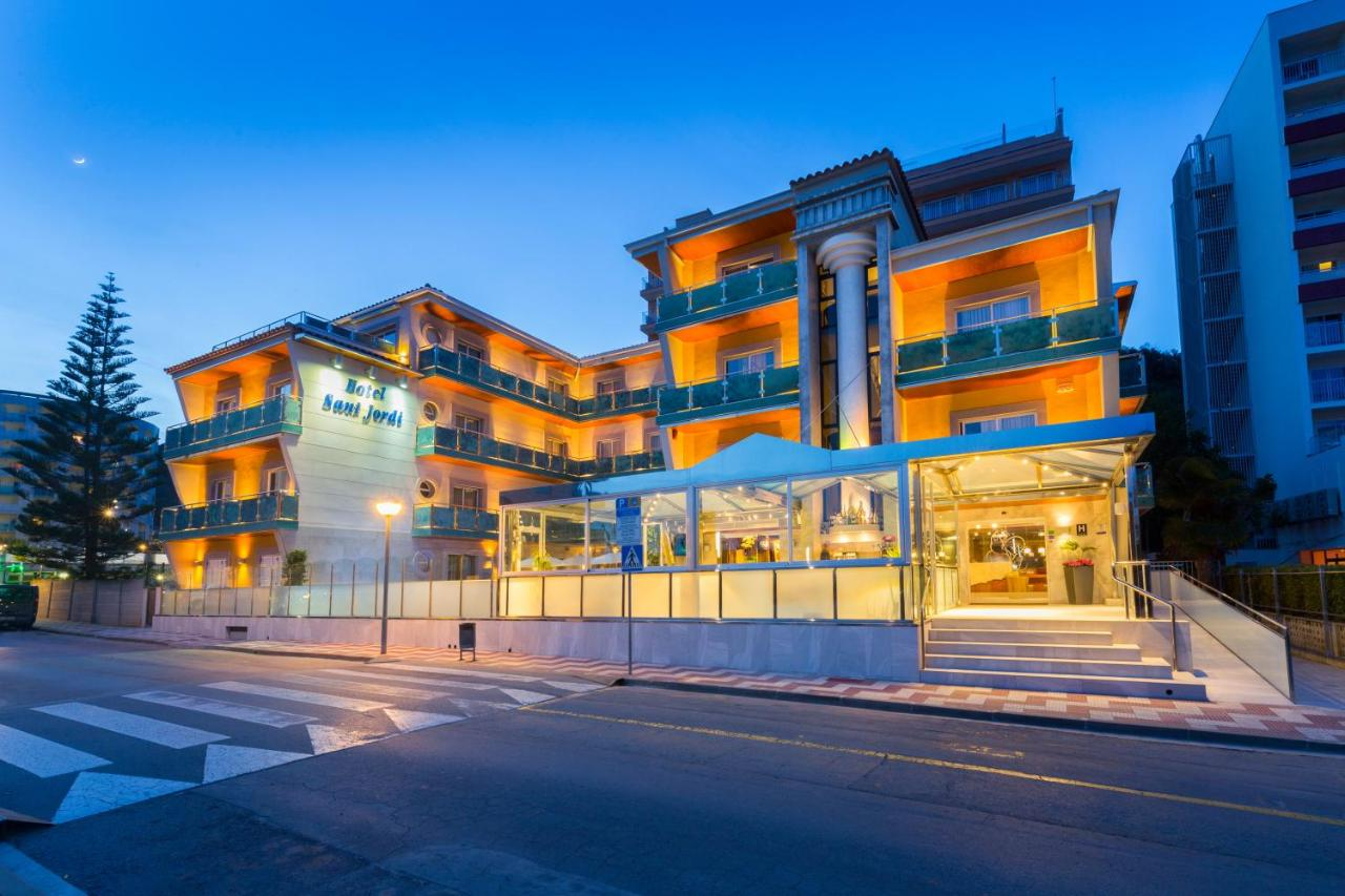 Sant Jordi Boutique Hotel, Calella – Precios actualizados 2019