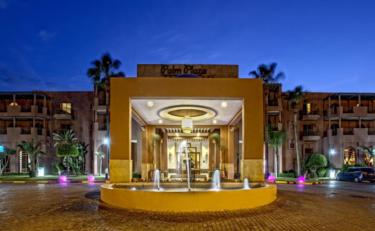 Palm Plaza Hôtel & Spa (Marruecos Marrakech) - Booking.com