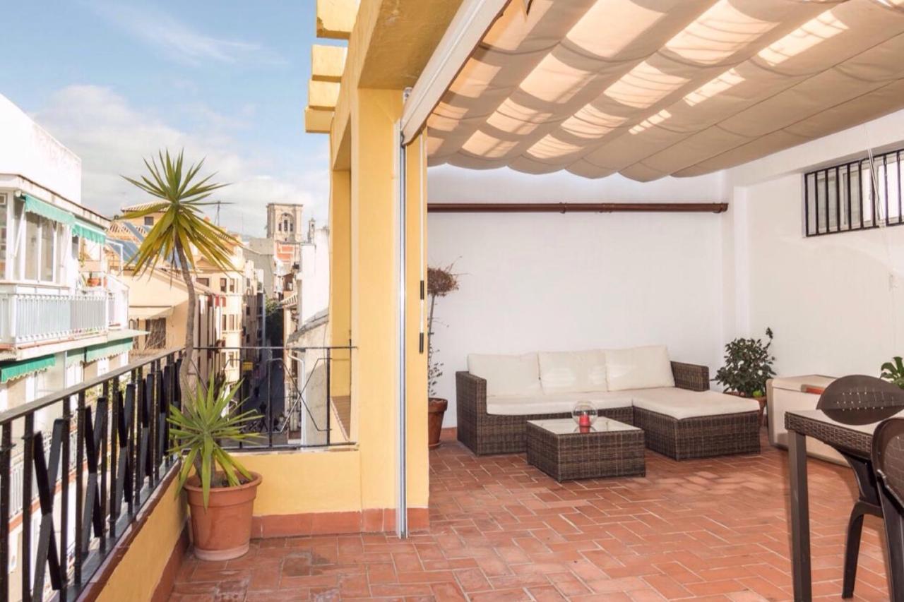 Apartamento Terraza En Paz Granada Spain Booking Com