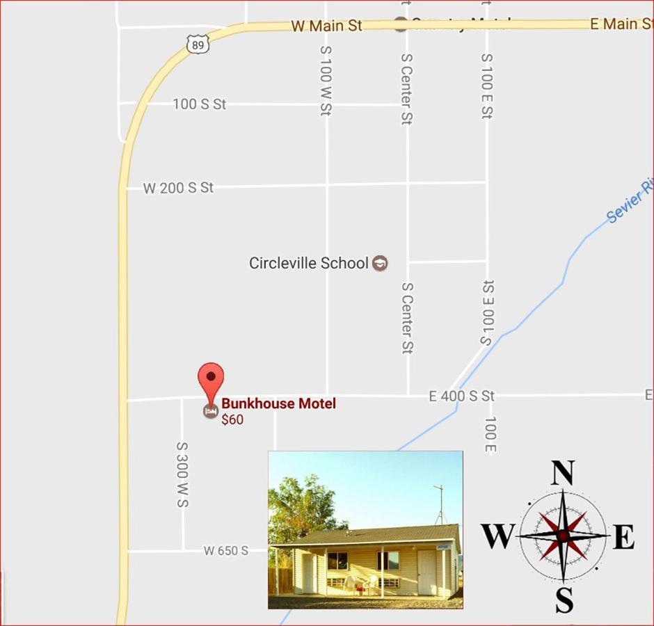 diagram of bunkhouse bunkhouse motel  circleville  ut booking com  bunkhouse motel  circleville  ut