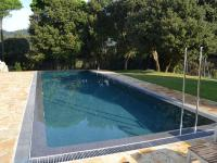 Modern Holiday Home in Sant Andreu de Llavaneres with Swimming Pool
