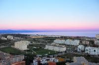 Maravillosas Vistas A La Bahia De Malaga