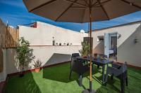 Habitat Apartments Attic Terrace