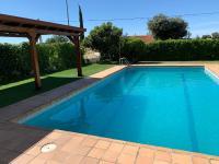 Chalet con piscina privada cerca de Madrid