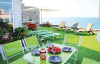 Four-Bedroom Holiday home with Sea View in Derveni Korinth Pelo.