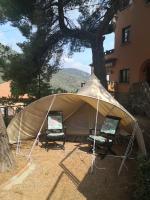 Camping les Pomeretes