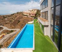 Luxury Villa with Infinity Pool and Sea Views