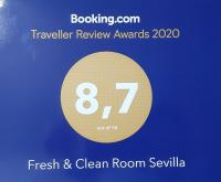 Fresh & Clean Room Sevilla