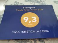 CASA TURISTICA LA PARRA