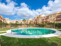Serene Holiday Home in Huelva with Balcony