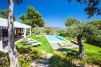 Beautiful 5 Star Villa with Mountain Views, Ibiza Villa 1078