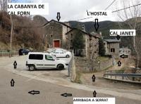 La Cabanya de Cal Forn de Serrat
