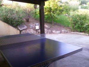 Ping-pong facilities at APPARTEMENT A 50 M DE LA MER, RESIDENCE SECURISEE or nearby