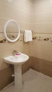 A bathroom at Happy dream housing