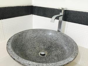 Salle de bains dans l'établissement Villa Pandan Wangi