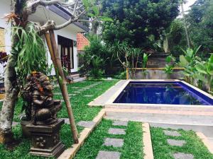 Piscine de l'établissement Villa Pandan Wangi ou située à proximité