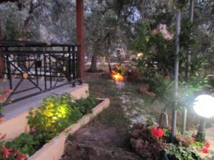 O grădină în afara Elena's House Garden