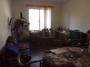 Zona de estar de Departamento El Quinto Piso