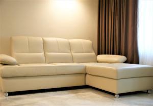 A seating area at Villa la Val, Apartamenty Wałbrzych