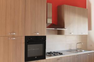 Cucina o angolo cottura di Casa Bouganville