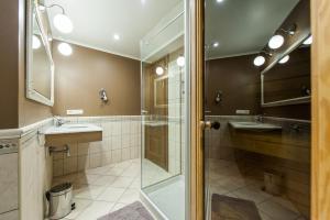 Vonios kambarys apgyvendinimo įstaigoje Delta Apartments - Town Hall