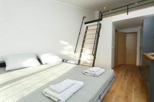 Lova arba lovos apgyvendinimo įstaigoje OldTown Tartu Apartments