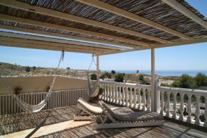 Un balcón o terraza de Casa Erica