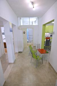 Posezení v ubytování San Apartment