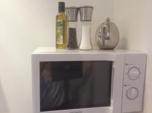 A television and/or entertainment center at Gite d'Ecosse