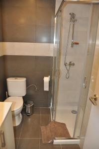 Ein Badezimmer in der Unterkunft Majestic Flat in Gran Via