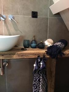 Een badkamer bij bednextdoor
