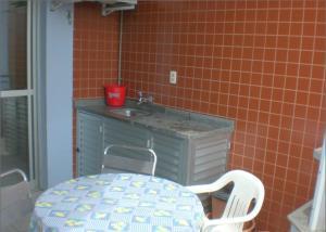 Una cocina o zona de cocina en Camila 304