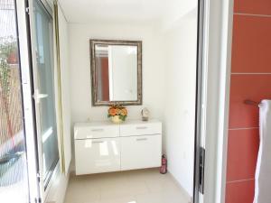 A bathroom at Studio apartman Marija