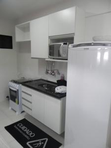 Een keuken of kitchenette bij Apartamento Port Ville III