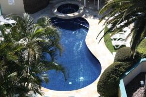 A view of the pool at Royal Pacific Resort or nearby