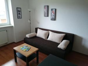 Posedenie v ubytovaní Apartmán Almet 102