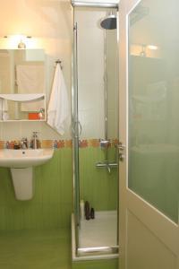 O baie la Traditional Houses Atzanou