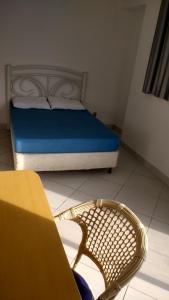 Cama o camas de una habitación en Andrea Beatriz