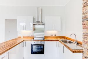 A kitchen or kitchenette at Markwick Terrace