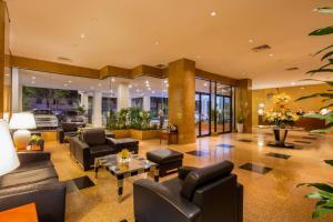 Khu vực sảnh/lễ tân tại Norfolk Mansion - Luxury Serviced Apartment
