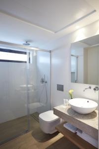 Een badkamer bij Don Cesar