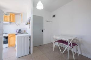 A kitchen or kitchenette at Apartments 53 in Sofia