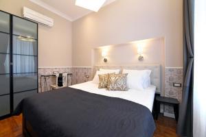 Posteľ alebo postele v izbe v ubytovaní Markiz Luxury Apartments