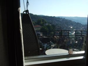 Балкон или тераса в Veliko Tarnovo Apartments