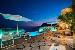 The swimming pool at or near Villa Degli Dei Luxury House
